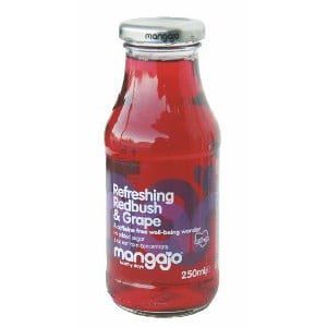 MANGAJO REDBUSH/GRØNN TEA     240ML