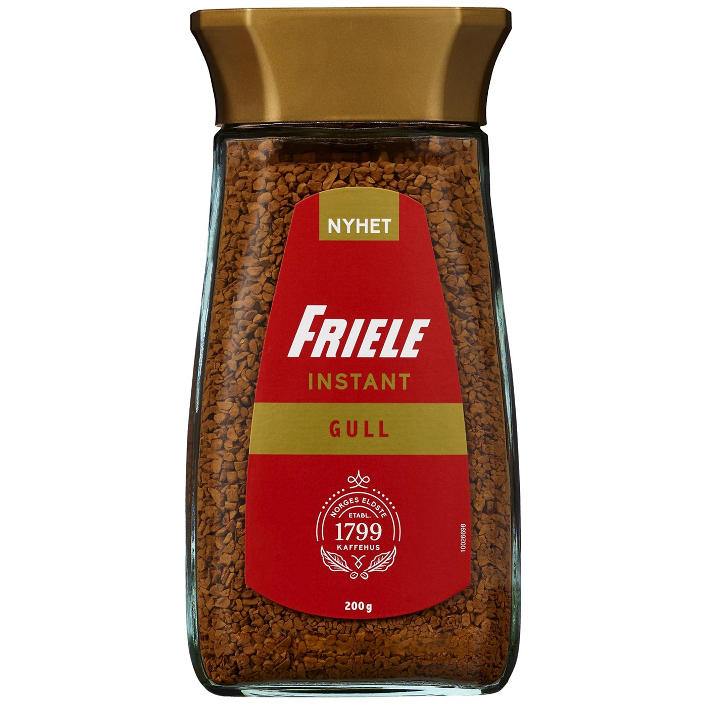 FRIELE INSTANT GULL GLASS 200G